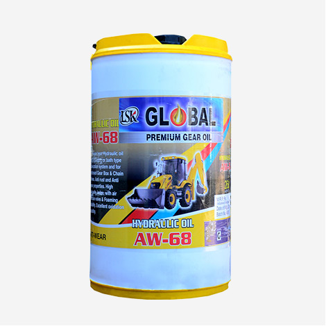 LSK Global Hydraulic Oil Aw-68