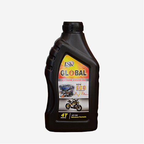 LSK Global 4 Stroke Engine Oil 20W40 API SM NEW ECG