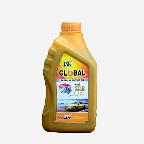 LSK Global Premium Engine Oil 15W40