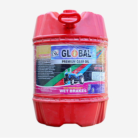 LSK Global Premium Gear Oil