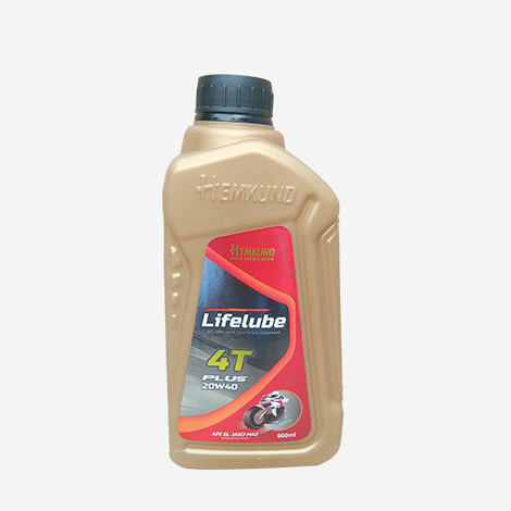 Lifelube 4T Plus Engine Oil
