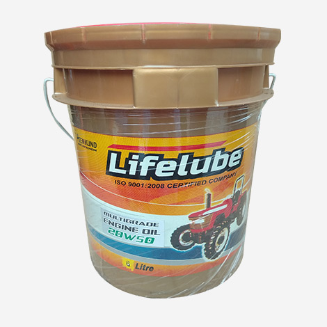 Lifelube Multigrade 20W50 Engine Oil