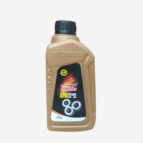 Lifelube ALPHA Gear Oil EP-90