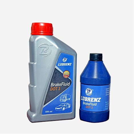 Lubrenz Brake Fluid Dot 3