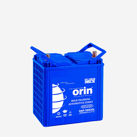 Orin OAP Car Battery