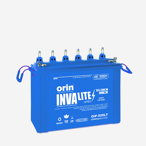 Orin OIP-500LT Inverter Battery