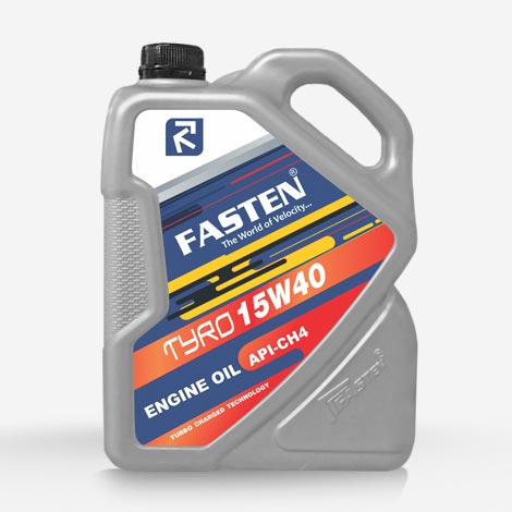 FASTEN Tyro 15w40 Diesel Engine Oil