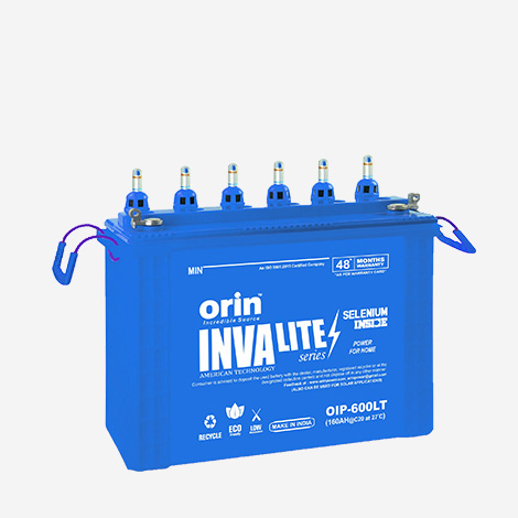 Orin OIP-600LT Inverter Battery