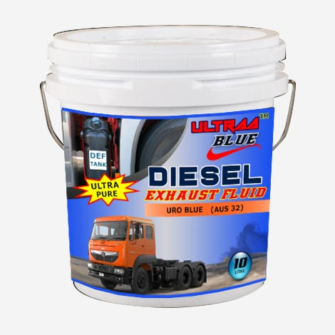 Ultraa Blue DEF AUS 32 Coolant