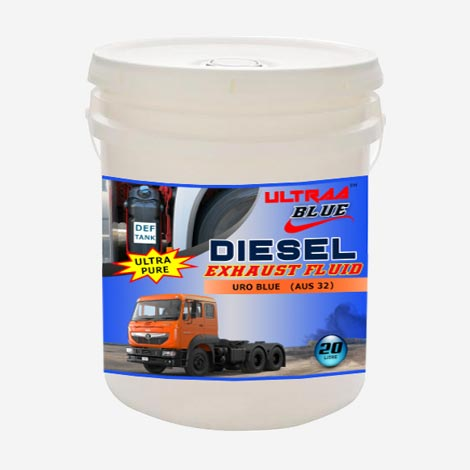 Ultraa Blue Diesel Exhaust Fluid coolant