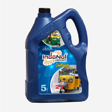 Indonol 2T CNG Engine Oil