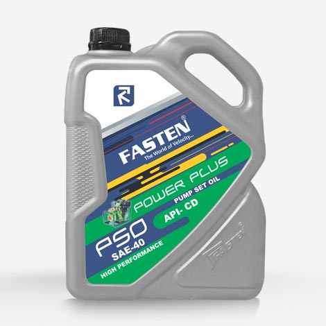 Fasten Power Plus Pumpset oil
