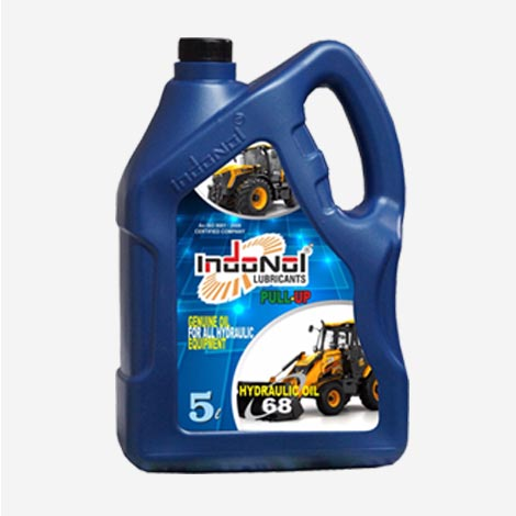 Indonol Pull Up Hydraulic Oil 68