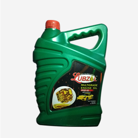 Lubzol Multigrade Engine Oil 20W50 API-CH-4