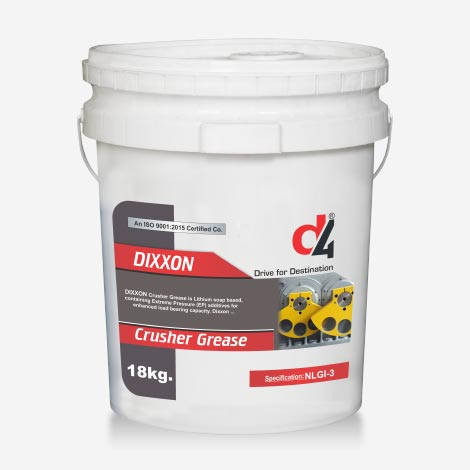 D4 Dixxon Crusher Grease