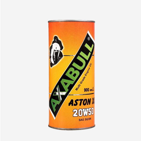 AXABULL Aston XI 20W50 Bike Engine Oil