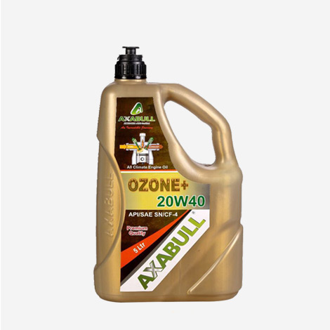 AXABULL OZONE+ 20W40   Engine oil