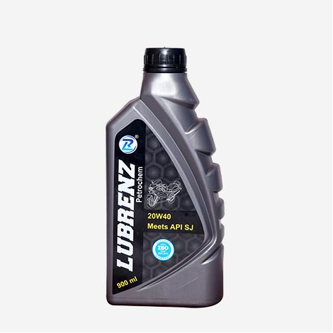 Lubrenz 20W40 API SJ Engine Oil