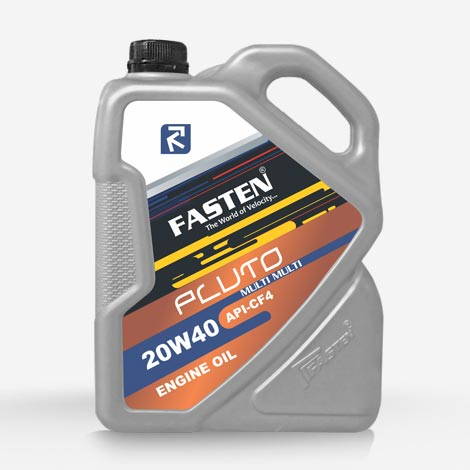 Fasten 20w-40 Pluto Engine Oil