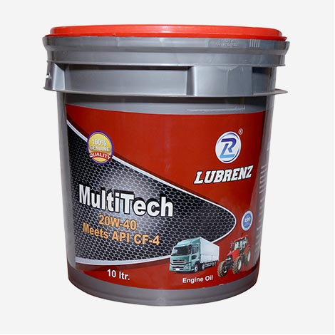 Lubrenz MultiTech Engine Oil 20W40