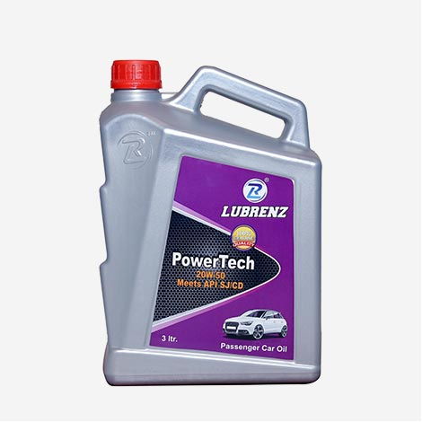 Lubrenz PowerTech Car Engine Oil