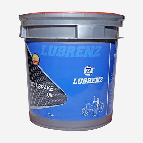 Lubrenz Wet Brake Oil