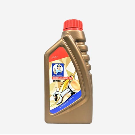 Mr.Perfect 15W40 Diesel Engine Oil