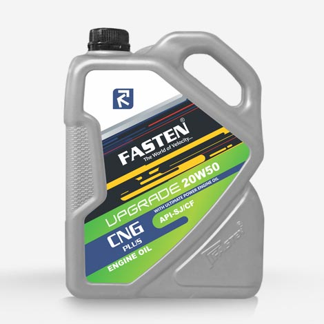 Fasten 20W50 CNG Engine Oil