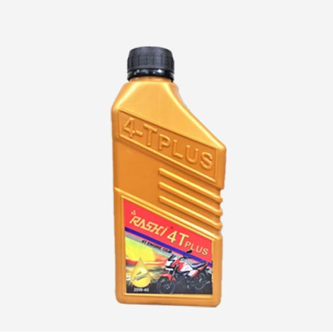 Rashi 4T Plus 20W40 Bike Engine Oil