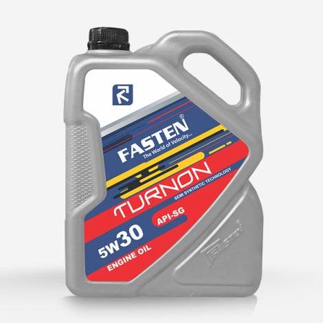 Fasten SAE 5w30 Engine Oil