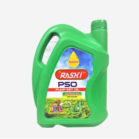 Rashi Pump Set Oil 20W40