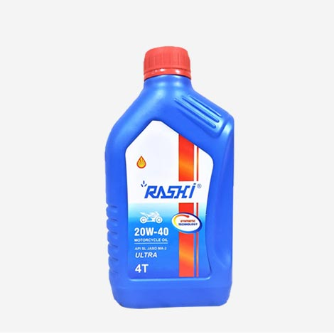 Rashi 20W40 Ultra 4T Engine Oil