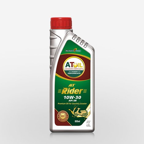 Atoil Rider 4T Plus Engine Oil
