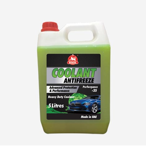 Benzol Antifreeze Coolant