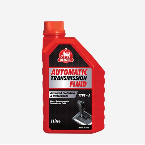 Benzol Transmission Fluid