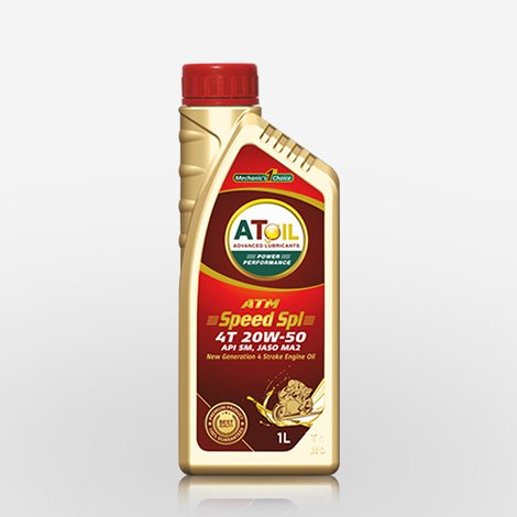 Atoil ATM Speed 20w50 Engine Oil
