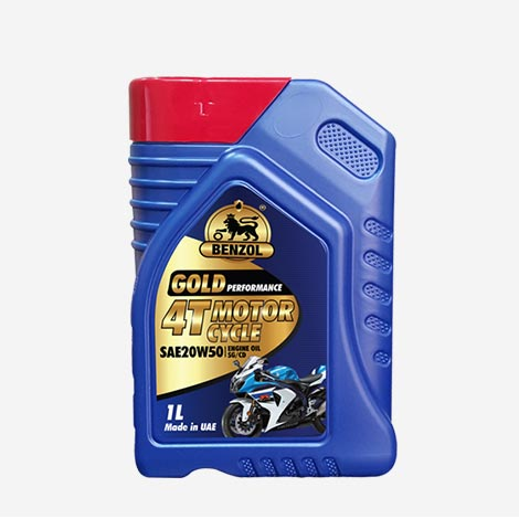 Benzol Gold Motor SAE 20W50 SG-CD Engine Oil