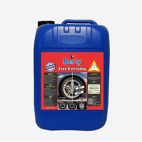 Berty Tyre Dressing Polish