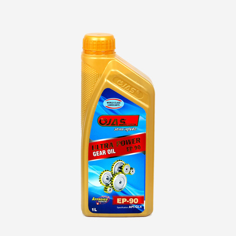 OJAS Ultra Power Gear Oil EP-90