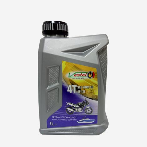 Vestel 4T 20W40 Engine Oil
