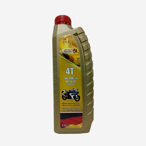 Vestel 4T SAE 10W50 Engine Oil