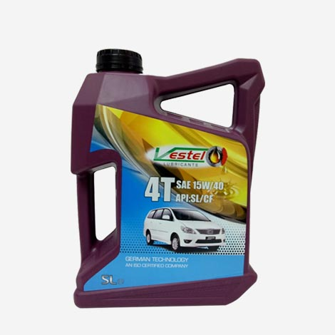 Vestel 4T SAE 15W40 Engine Oil