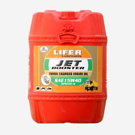 Lifer Turbo Charged Engine Oil