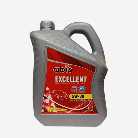 Abis Excellent 5W30 Car Engine Oil