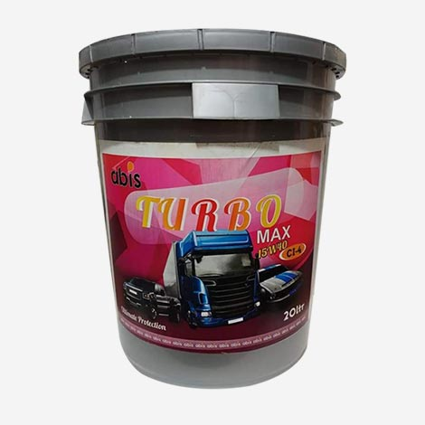 Abis Turbo MAX 15W40 CI-4 Engine Oil