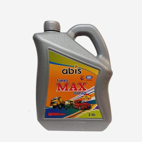 Abis Turbo 15W40 CI-4/SM Engine Oil