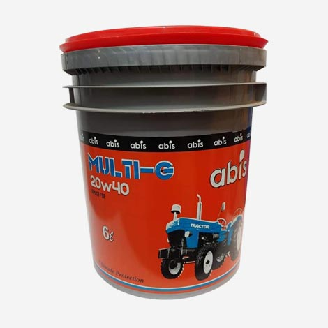 Abis Multi-G 20W40 Tractor Engine Oil