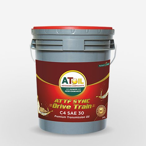 AToil C4 Transmission oil