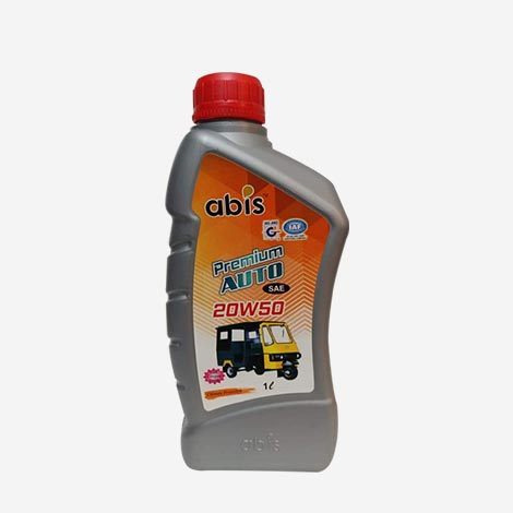 Abis Premium Auto 20W50 Engine Oil