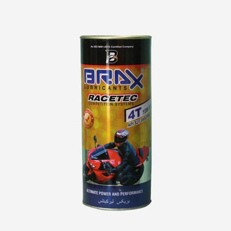 Brax Racetec 4T 10W30 Engine Oil